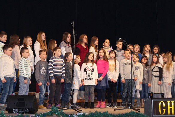 Шветочни Крачунски концерт