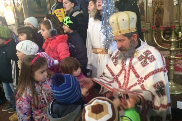 Миколай у Митровици, Беоґрадзе и Кули