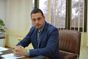 Милан Ґлушац, предсидатель Општини Вербас