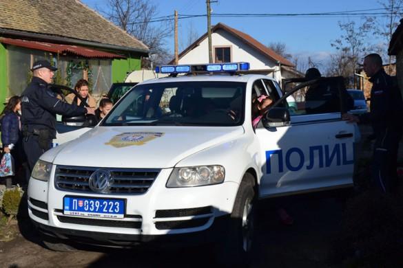Стретнуце полициї з дзецми