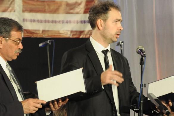 Отримана дзешата Централна преслава Националого швета Руснацох у Сербиї