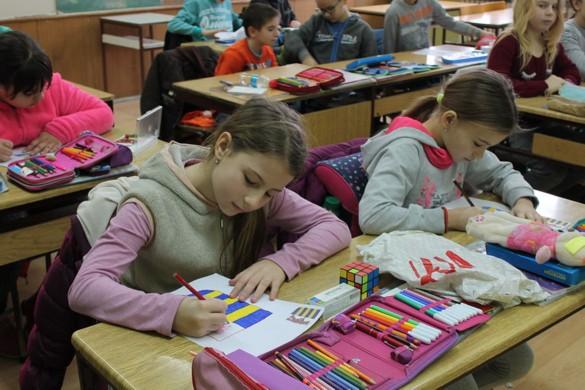 Националне швето и на годзинох у Школи и дзецинскей заградки