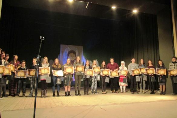 На Шветочней академиї уручени и Святосавски грамоти
