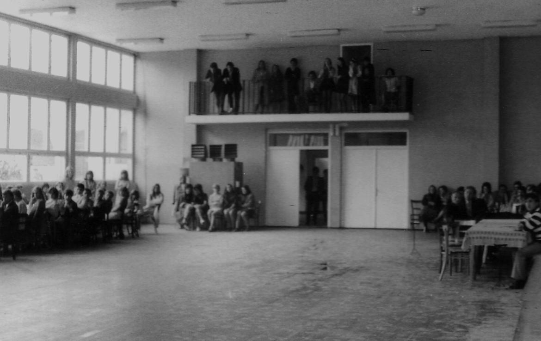 Mladezski dom, otveranje '71 od Ingeja