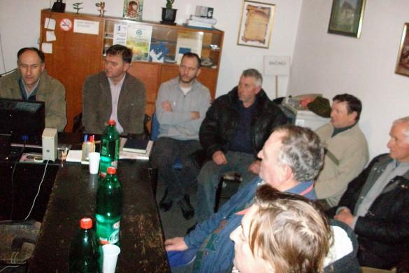 Национални совит поможе у обнавяню роботи бачинского Дружтва
