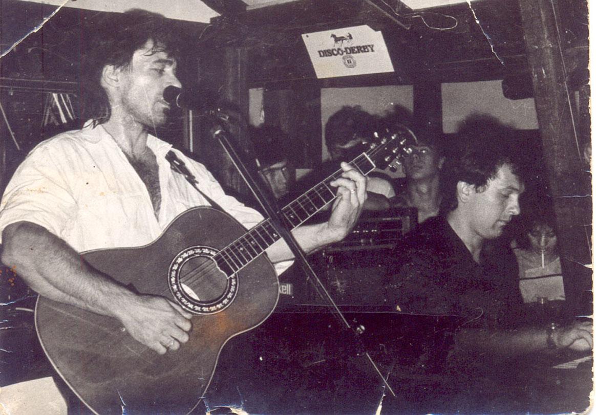 Владимир зоз Дадом Топичом 1987. року