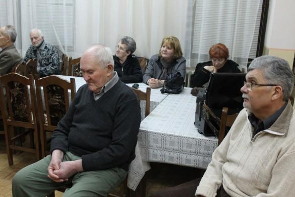 Владимир Бучко знова вибрани за предсидателя Руского КУД