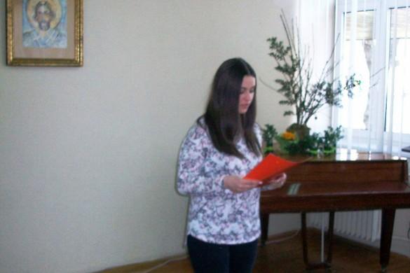 У Ґимназиї означени Медзинародни дзень мацеринского язика