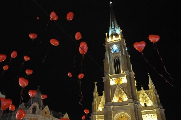 Почал перши Фестивал любови