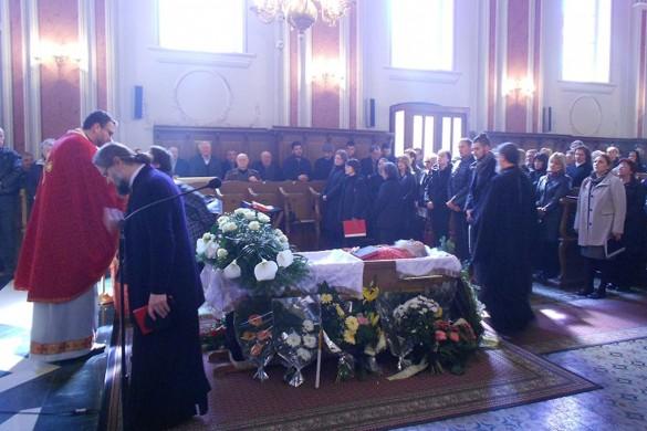Поховани дюрдьовски парох о. Йоаким Холошняй
