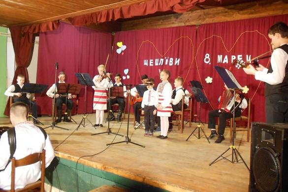 З Концертом повинчовали Дзень женох