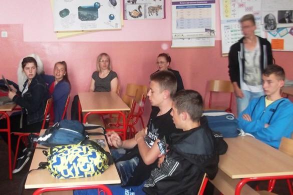 У Коцуре представена керестурска Ґимназия по руски и Штредня школа