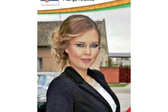 У конкуренциї за Мис Русинку и штири дзивки зоз Сербиї