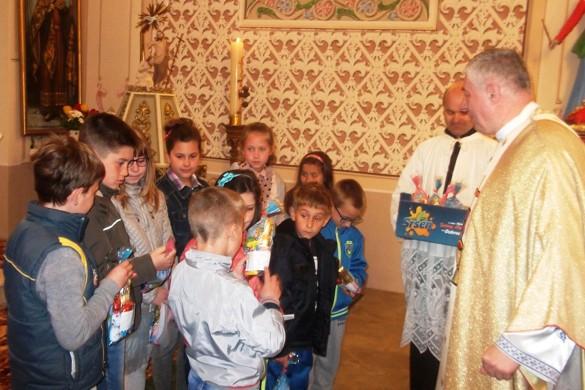 Вельконоцна програма у римокатолїцкей церкви
