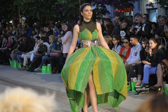 У Новим Садзе почал Тидзень моди