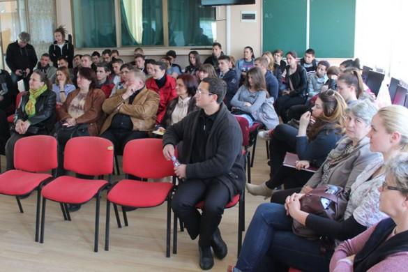 Керестурским матурантом представени Грекокатолїцки факултет у Прешове