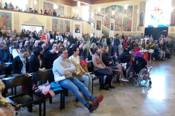 Керестурски парох тримал духовни вежби у Минхену