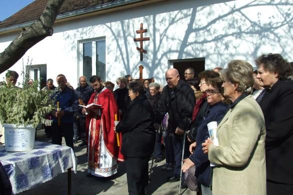У Вербаше полни церкви на Квитну нєдзелю