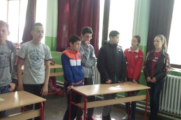 """Преславени Дзень ОШ """"Братство єдинство"""" у Коцуре"""