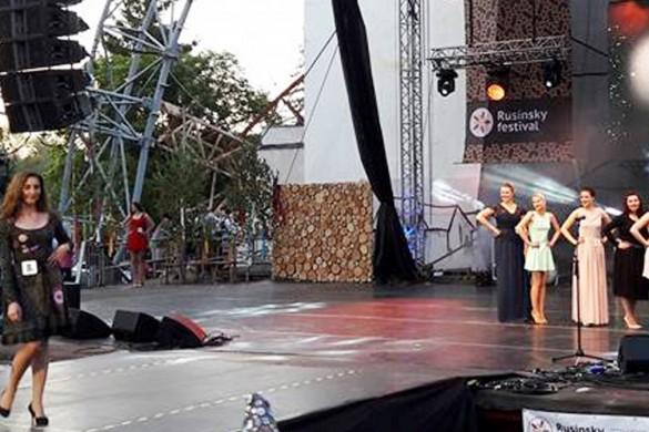Яна Еделински з Керестура Друга вице-мис, Мис Русинка з Ческей