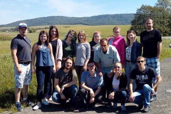 Роботне цело за младеж НС орґанизовало екскурзию до Словацкей