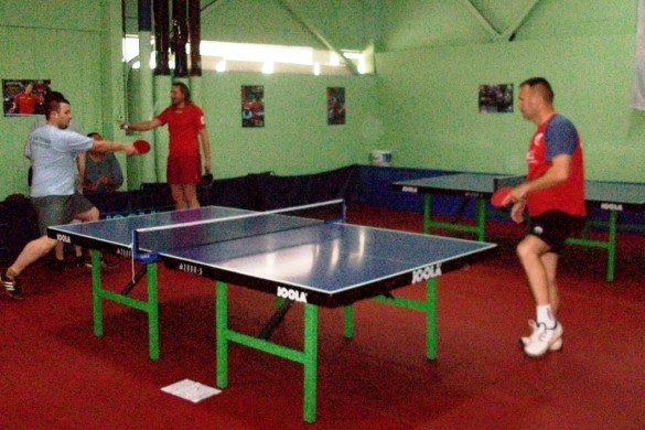 Бикичанє побиднїки турниру у столним тенису