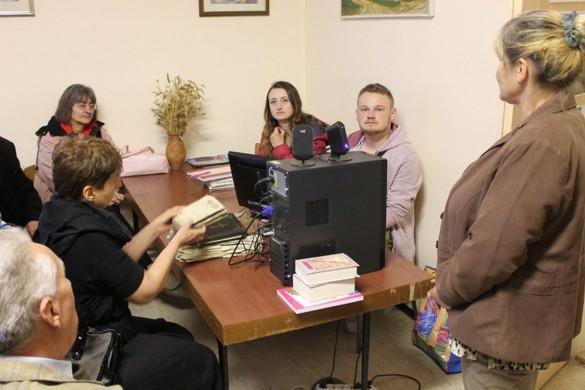 Студенти з Польскей у наших институцийох у Керестуре