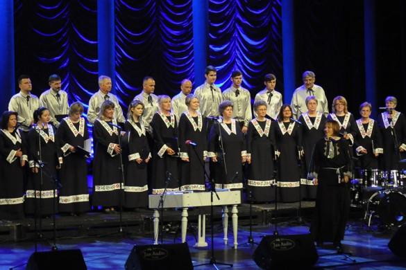 Отримани музични концерт у рамикох Дньох України у Новим Садзе
