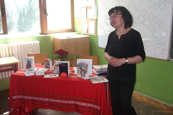 Промоция кнїжки Меланиї Римар и Змайових дзецинских бавискох