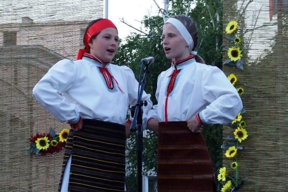 """""""Карпати"""" наступели на Културним лєту у Вербаше"""