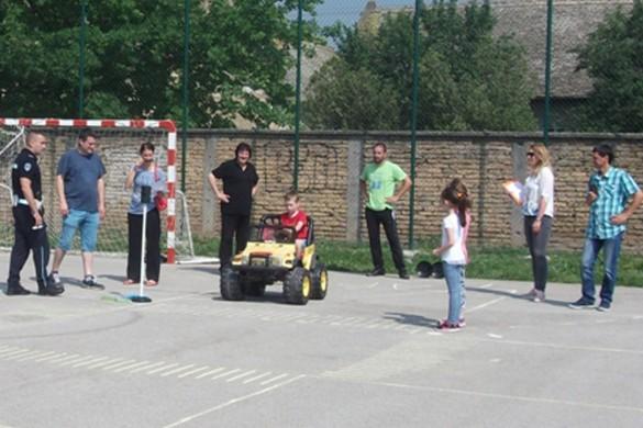 Транспортна едукация за предшколцох
