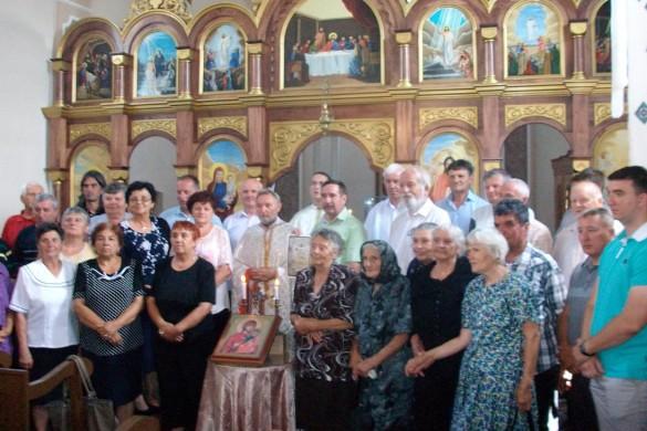 Пошвецена нукашньосц церкви после билєня