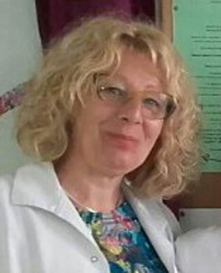 Зинаида Боснич