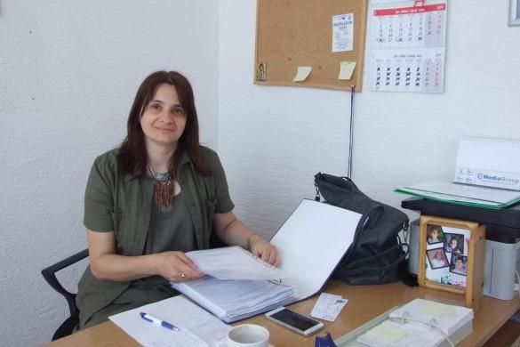 Любица Делибашич, директорка филмскей редакциї