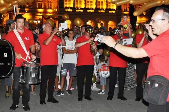 Тирва Фестивал улїчних музичарох и други програми