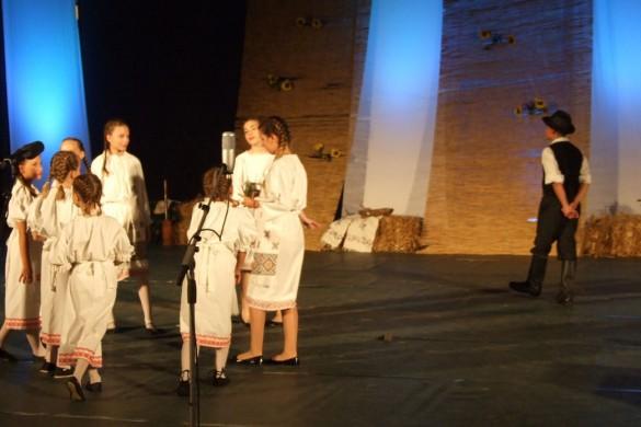 Вчера Новосадянє, нєшка на Фестивалє наступаю Шидянє, Керестурци и Бикичанє