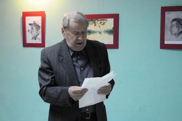 Вистава рисункох Павла Жилника у РКЦ