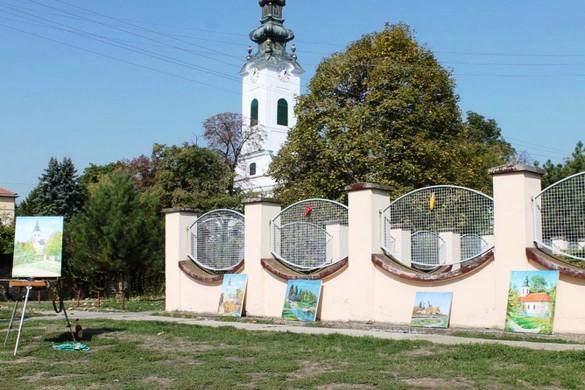 Маляре з Ужгороду були госци у Руским Керестуре