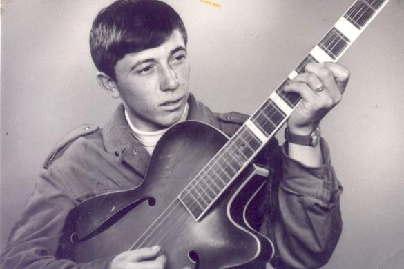 Dudas Vladimir-gitarista 1967