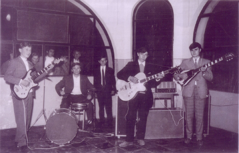 Snjihovo hlapci 1968.Bindi, Malacko, Gečo, Dudaš i Zeze