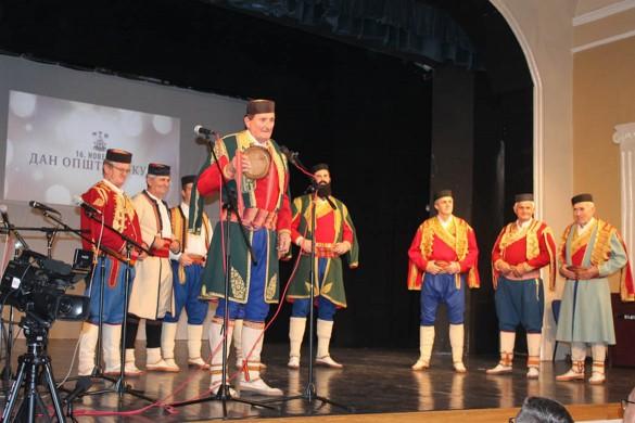 Нєшка шветочна схадзка СО Кула, вечар була академия за Дзень општини