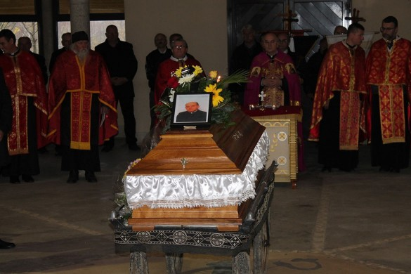 Поховани о. др Роман Миз