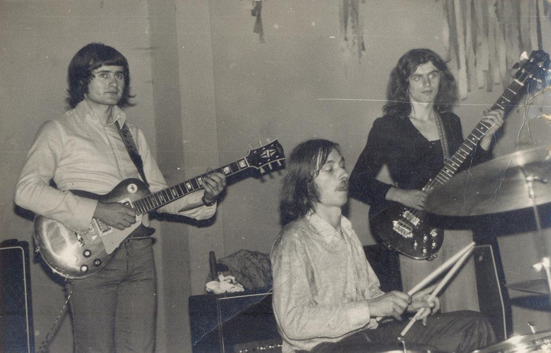 N0vi Oreoli 1974 - Vladimir Hornjak ( Zeze ), Rudi Mezek i Djeno Nikolic