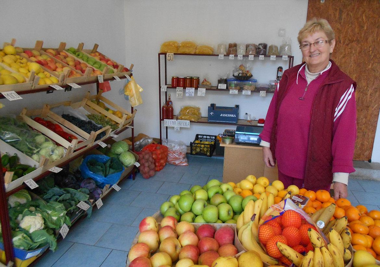Меланка Михайловски у дутяну предава и свойо продукти