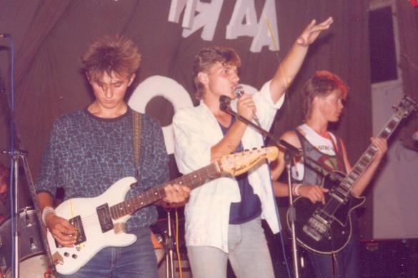 Mariner - Keresturijada 1986.(Pupso, Cuki, Dzvono, Custa)