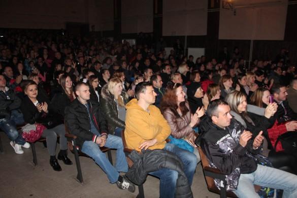 На Гуманитарним концерту назберане 62 500 динари