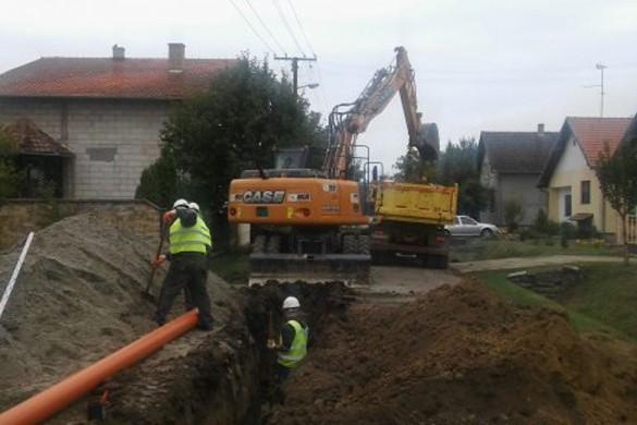 kanalizacijna mreza kula