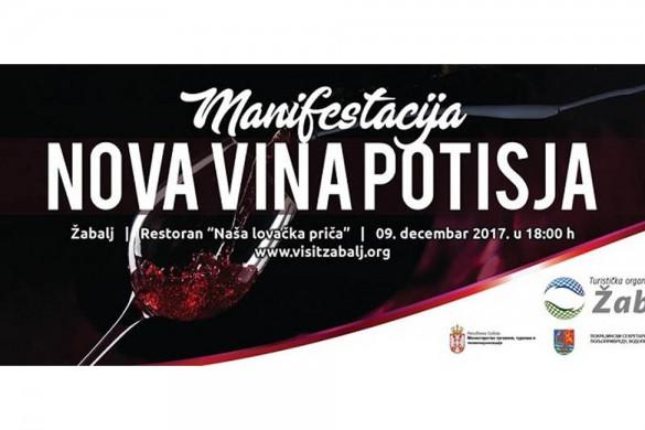 plakata novi vina potisja