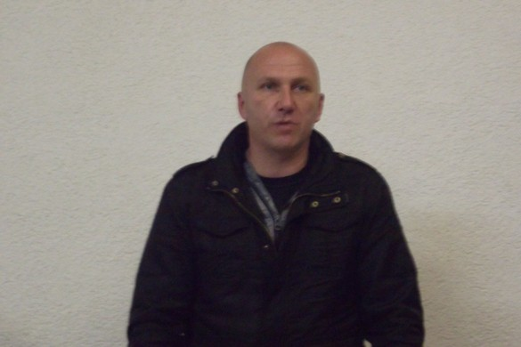 Boro Abramusic, novi trener Iskri