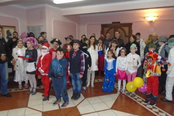 04 - Srimska Mitrovica, Maskenbal 1